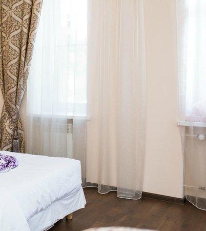 Posadskaya Hotel: Окна