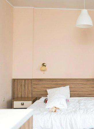 Posadskaya Hotel: Кровать