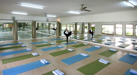 Hotel Puri Tempo Doeloe: Hot Yoga Class