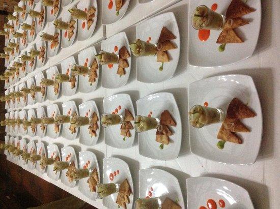 Cocina para eventos y catering picture of restaurante for Cocina para fiestas