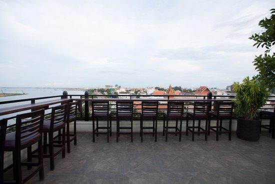 Le Grand Mekong : Restaurant
