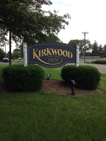 Kirkwood Inn: View from the entrance