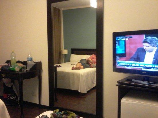 Rochester Classic Hotel: habitación