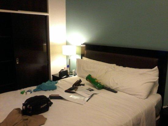 Rochester Classic: habitación