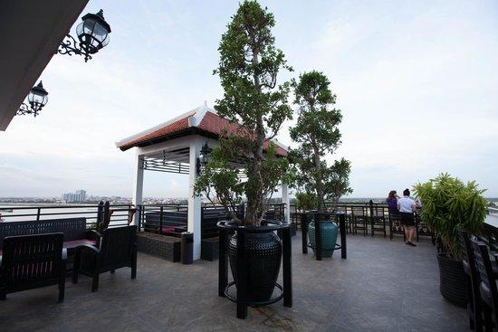Le Grand Mekong: Restaurant