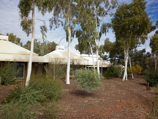 Outback Pioneer Hotel & Lodge, Ayers Rock Resort: Location pic