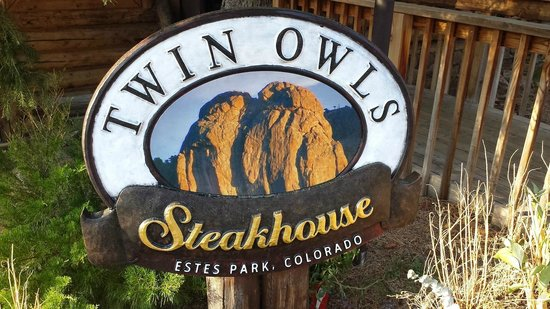 Twin Owls Steakhouse: We will be back!
