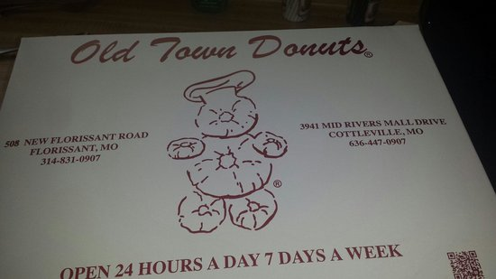 Old Town Donut Shop: Best Donuts!