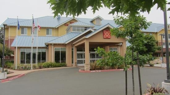 Hilton Garden Inn Sonoma County Airport: Hilton Garden Inn, Santa Rosa...