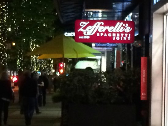 Zefferelli's: On Robson