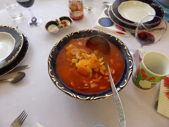 Culinary Hungary Home Cooking Class and Market Tour: Goulash Soup