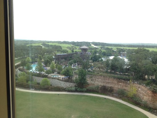 JW Marriott San Antonio Hill Country Resort & Spa: 6th floor