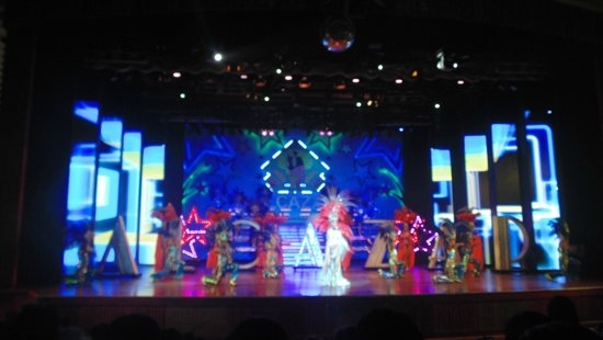 Alcazar Cabaret : Opening Act
