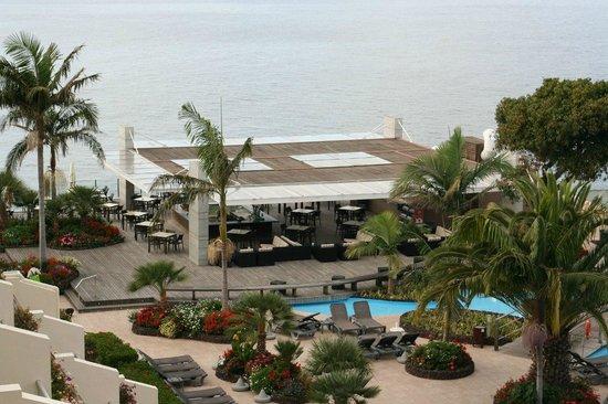 Pestana Carlton Madeira: Pool area