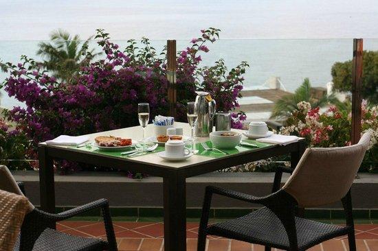 Pestana Carlton Madeira: breakfast