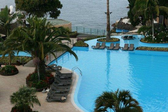 Pestana Carlton Madeira: Pool