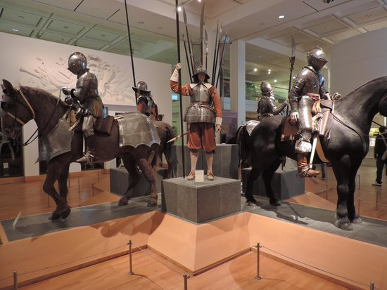 Royal Armouries Museum: Mounted Knights in Armour