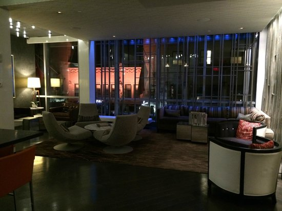 Hotel 48LEX New York: Lexicon lounge