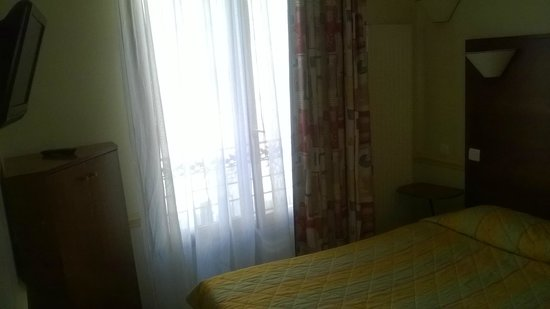 Pavillon Courcelles Parc Monceau: Bedroom