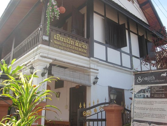 Somjith Guesthouse: the guesthouse