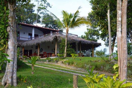 Chill Island Villas: Restaurantterrasse