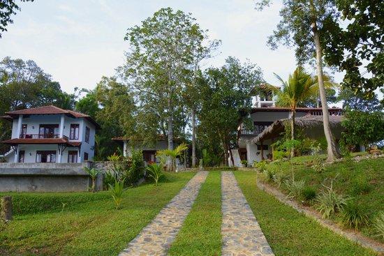 Chill Island Villas: der Weg ins Paradies