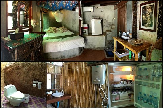 Charm Churee Villa: ภายในห้องพัก 35D