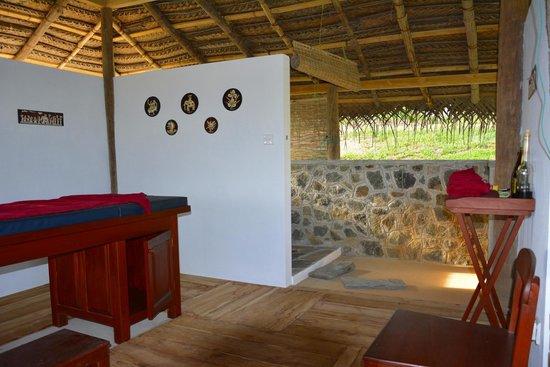 Chill Island Villas: Massagehaus