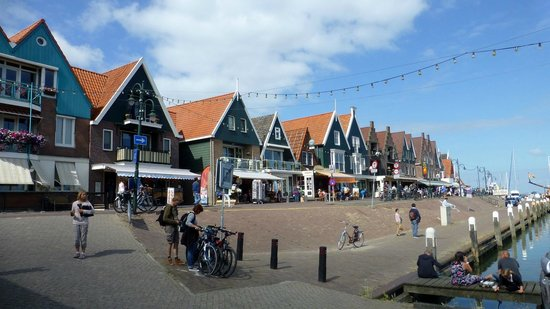 Scooter Experience: The Dyke Volendam