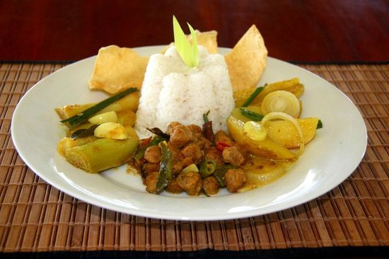 Chill Island Villas : Rice&Curry