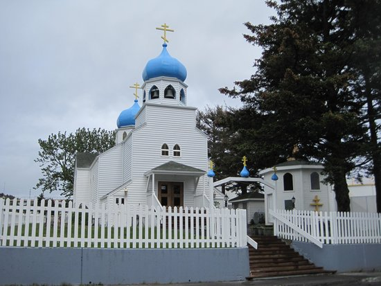 Kodiak Island, AK: Church