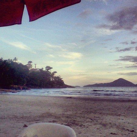 Praia do Tenorio: Entardecer
