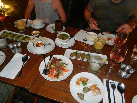 Marum: repas façon tapas cambodgien