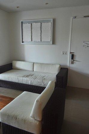 Hilton Fiji Beach Resort & Spa: Living room