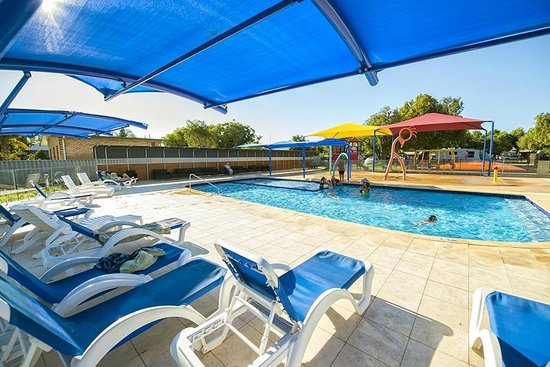 BIG4 Beachlands Holiday Park : Heated Swimming Pool