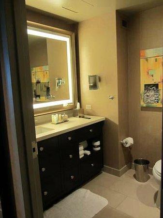 Omni Dallas Hotel: Our room