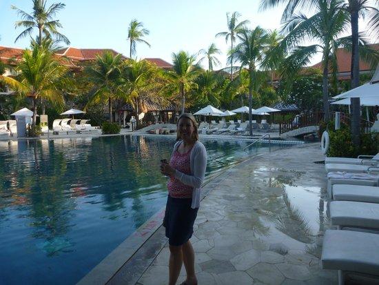 The Westin Resort Nusa Dua, Bali : The pool at the Westin
