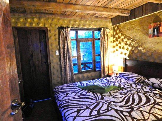 Urcu de Mindo Hotel: Our Room