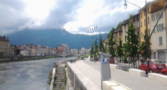 Citadines City Centre Grenoble : el Isere