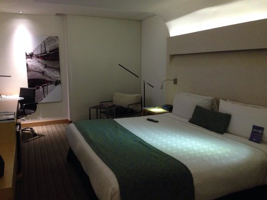 Sonesta Hotel Bogota : Standard room