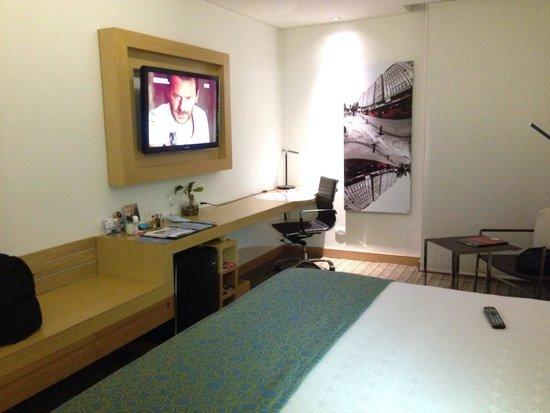 Sonesta Hotel Bogota: Standard room