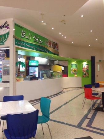 Bali Star at Elliot Atrium Foodcourt Auckland
