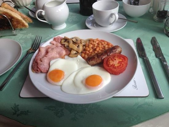 Eversley United Kingdom  City pictures : ... breakfast Picture of Eversley Guest House, Southampton TripAdvisor