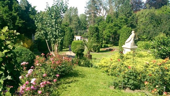 Botanical Garden: R