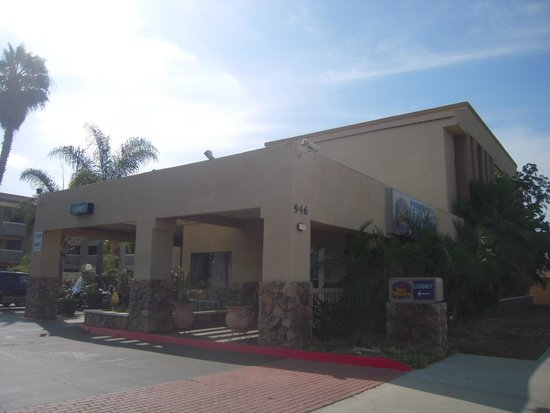 Chula Vista Inn : Entrée