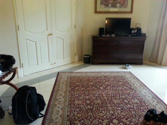 The Kahaani Malacca Hotel: our room