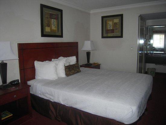 Chula Vista Inn : Grande Chambre
