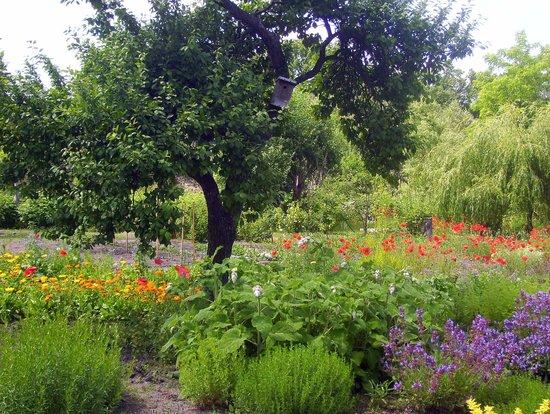 Gross Kreutz, Alemania: großer Bauerngarten