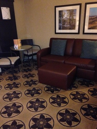 Prescott Resort & Conference Center: Sitting area