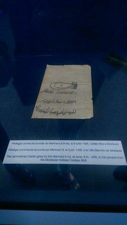Romanian Navy Museum: Ou